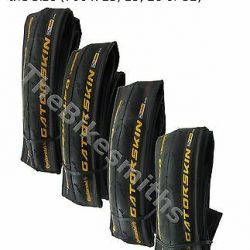 1 or 2 PACK Continental Gatorskin 700 x 23 25 28 or 32 Road Bike Folding Tire