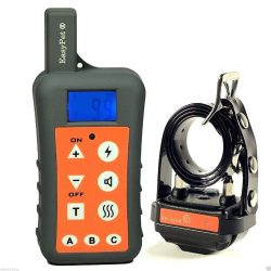 Buy Best 1200 M Remote Dog Training Shock Collar Hunting Trainer Waterproof Rechargeable