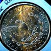1899-O BU/MS Morgan Dollar {{{ DIE-CRACK }}} *BLACK HAWK COLLECTION* {{{RARE}}}