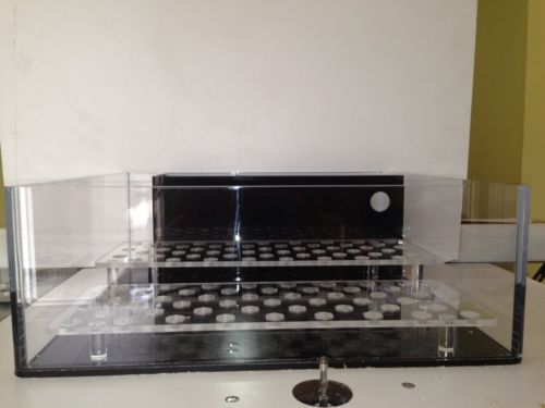 18x18x6 Rimless All In One Frag Acrylic Frag Tank Aquarium (Racks included)