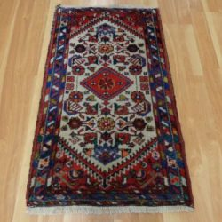 2' 4 X 4' 3 RED ORIENTAL RUG WOOL PERSIAN RUG SALE AREA RUG FREE SHIPPING