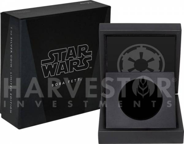 Buy Best 2017 SILVER STAR WARS CLASSIC: BOBA FETT - NGC PF70 FIRST RELEASES WITH OGP/COA