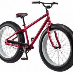 "Buy Best 26"" Mongoose Beast Men's Fat Tire Bike, Red"