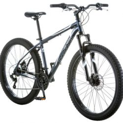 "Buy Best 27.5"" Plus Mongoose Men's Hondo Mountain Bike, Grey"
