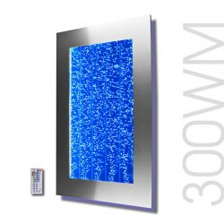 "Buy Best 30"" Bubble Wall Mount Aquarium LED Lighting Indoor Panel Water Feature Fountain"