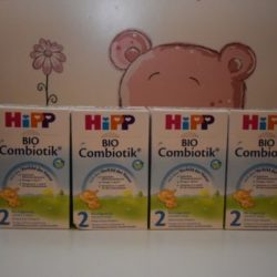 34 BOXES HiPP Stage 2 Organic Follow on Milk Combiotik Free Priority shipping