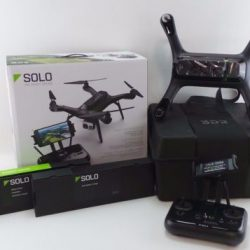 3DR SOLO SMART DRONE QUADCOPTER for GoPro Action Camera Refurbished SA11A