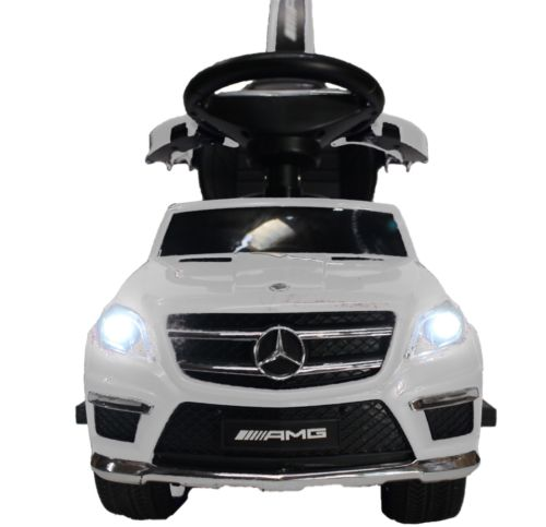 Buy Best 4-in-1 Mercedes GL63 Stroller Ride-On Toy Push Car - for Baby Toddler Safety