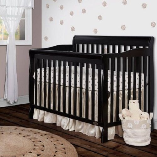 5 Cool Cribs That Convert To Full Beds: Buy Cheap 5 -in-1 Convertible Crib Nursery Baby Bed