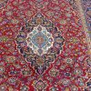 "6'4""x10'  Authentic Antique Persian kork wool Kashan HIGH KPSI Oriental rug"