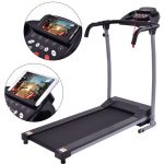 Buy Best 800W Folding Treadmill Electric /Support Motorized Power Running Fitness Machine