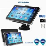 "Buy Best 8GB 7"" Truck Car GPS Navigation Navigator Free US Canada Mexico EU World Map"