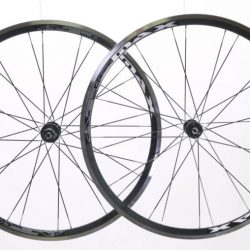 AEROMAX PRO Road Bike Wheelset 700c 7-10 Speed Shimano/SRAM Compatible Black NEW