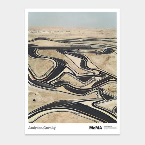 Buy Best ANDREAS GURSKY BAHRAIN ART PHOTO PRINT POSTER - NEW, LARGE, BEAUTIFUL
