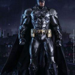 "Buy Best ARKHAM KNIGHT Hot Toys 12"" Movie Figure ~902934/VGM26 BATMAN DC Comics"