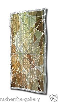 Buy Best Abstract Metal Wall Art Modern Home Decor Contemporary Wall Sculpture