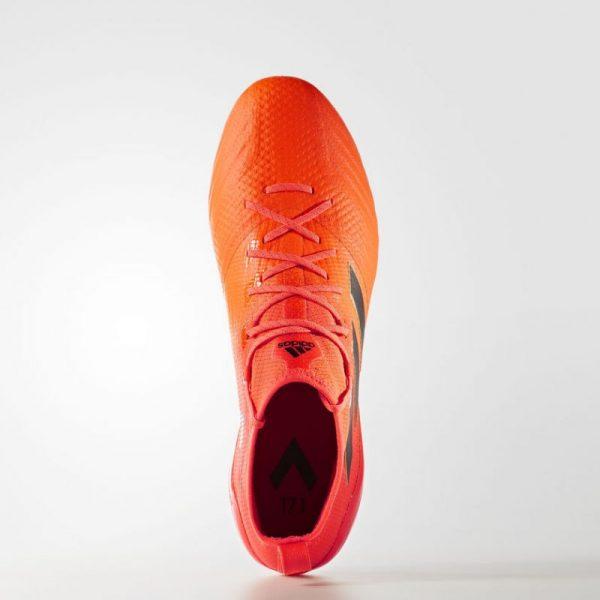 Adidas Ace 17.1 FG Soccer Cleat PYRO STORM (S77036) Pogba Tango