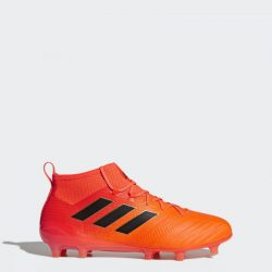 Adidas Ace 17.1 FG Soccer Cleat PYRO STORM (S77036) Pogba Tango