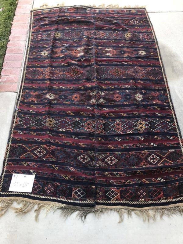 Authenic Persian Rugs/Kilim/for Sell.  100% hand woven, wool piles, all vegetabl