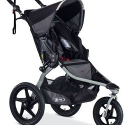 BOB Revolution Flex Jogging Stroller Swivel Front Wheel Baby 2B0DD757 2016 Black