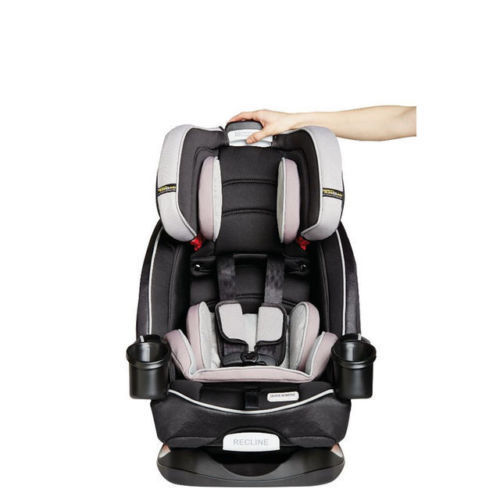 Buy Best BRAND NEW! GRACO TONE 4EVER ALL IN ONE CONVERTIBLE CAR SEAT W/SAFETY SURROUND!