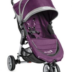 Buy Best Baby Jogger 2016 City Mini Single Stroller - Purple - New! Free Shipping!