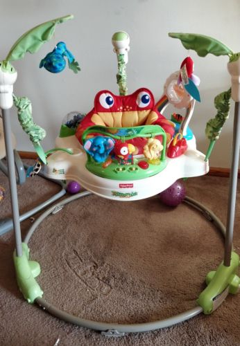 Buy Best Baby Jumperoo Activity Bouncer Seat Toys Musical Learning Jumper Walker Center