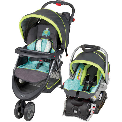 Buy Best Baby Trend EZ Ride 5 Travel System Infant Stroller And Car Seat Combo Unisex New