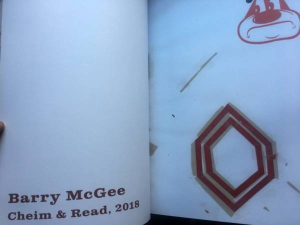 Buy Best Barry McGee (TWIST) Catalog & Exhibition Poster / Cheim & Read • NYC / バリー マッギー
