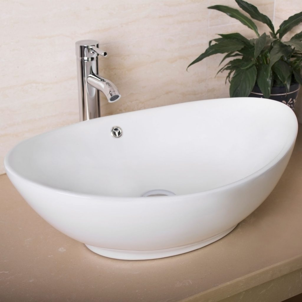 Buy Cheap Bathroom Porcelain Ceramic Vessel Sink Basin ...