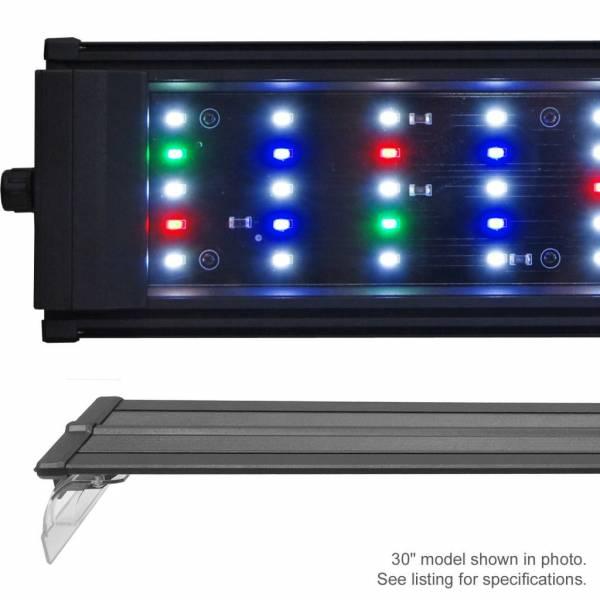 Buy Best Beamswork DA FSPEC LED Aquarium Light Freshwater Full Spectrum 24 30 36 48 72