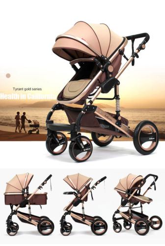 Buy Best Belecoo Baby Carriage Foldable Travel Stroller Buggy Pushchairs Pram Outdoor FS