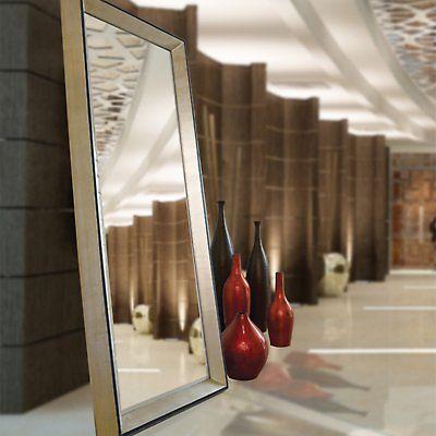 Buy Best Belham Living Detroit Oversized Full Length Mirror - 32W x 80H in., Silver