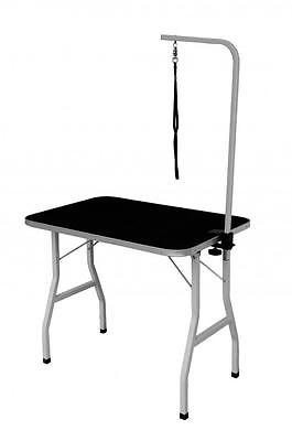 Buy Best BestPet Large Adjustable Pet Dog Cat Grooming Table W/Arm&Noose Rubber Mat GT36