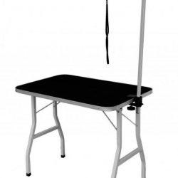 Buy Best BestPet Large Adjustable Pet Dog Cat Grooming Table W/Arm&Noose Rubber Mat GT36