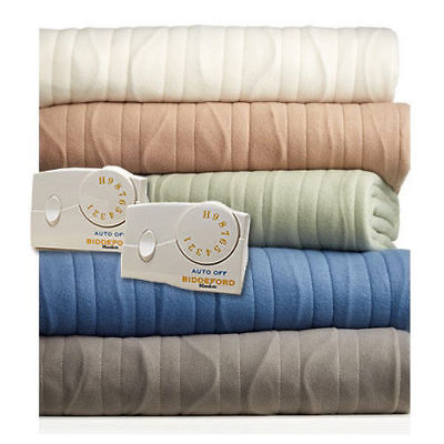 Buy Best Biddeford Comfort Knit Electric Heated Blankets Full