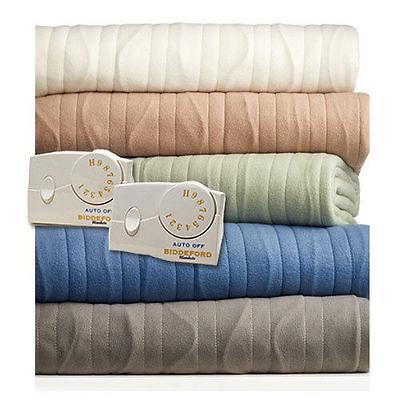 Buy Best Biddeford Comfort Knit Electric Heated Blankets Queen