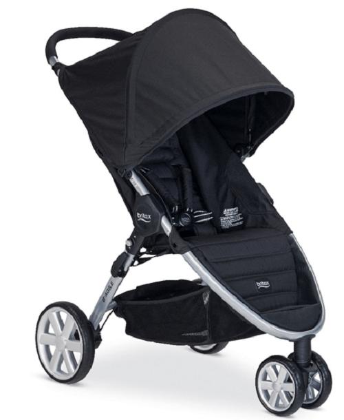 Buy Best Britax 2015 B-Agile 3 Stroller & B-Safe 35 Car Seat Travel System Black NEW!