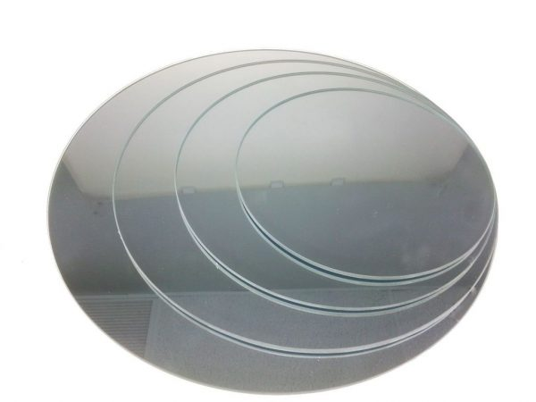 Buy Best Bulk Buy 12 pieces of Round or Square Mirrors for Party Table Centerpieces