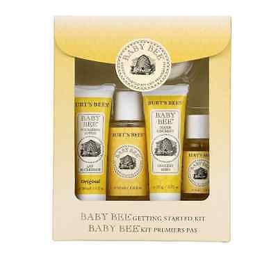 Burt's Bees Baby Bee Getting Started Kit, 1 ea (Pack of 9)