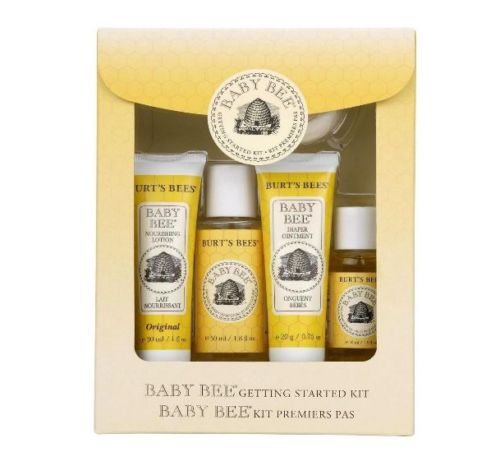 Buy Best Burt's Bees Baby Bee Getting Started Kit, 1 ea (Pack of 9)
