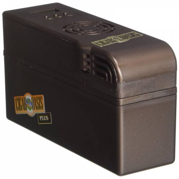 CIGAR OASIS Plus Electric Electronic Humidifier + Free Shipping