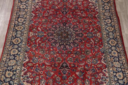 Buy Best CLEARANCE Floral 8x12 Wool Najafabad Isfahan Persian Oriental Area Rug Carpet