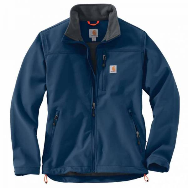 Carhartt 102233 Denwood Jacket - Dark Blue 476