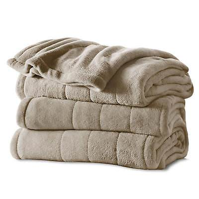Buy Best Channeled Microplush Electric Blanket - Sunbeam®