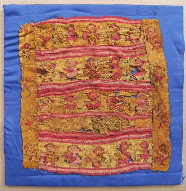 Buy Best Chimu Tapestry Textile Fragment