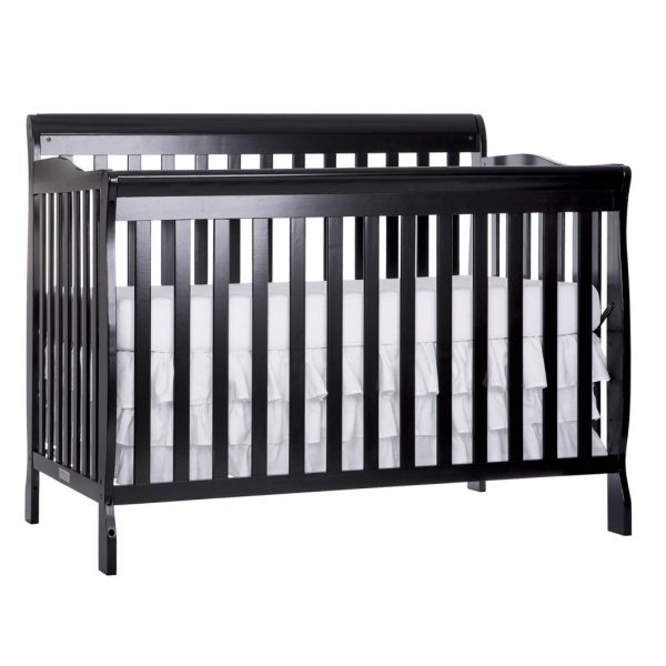 Buy Best Convertible Crib with BONUS Mattress 5-in-1 Bed Baby Furniture Nursery Bedroom