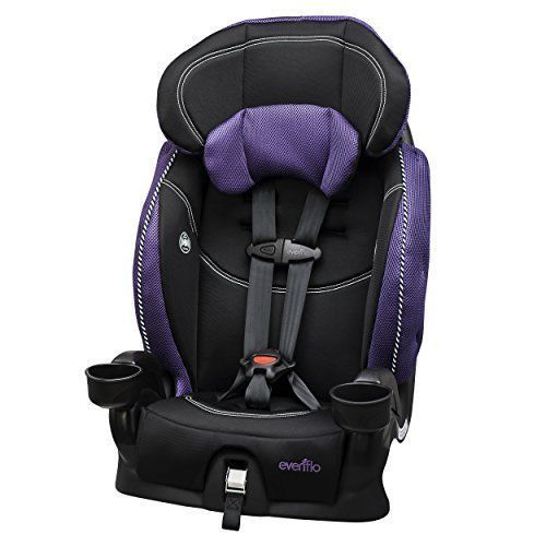 Buy Best Convertible LX Harnessed Booster Safety Toddler Baby Car Seat Jasmin by Evenflo