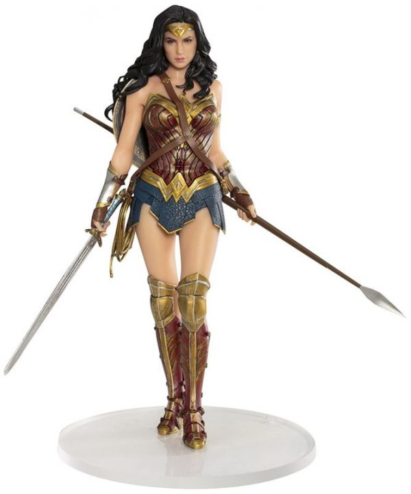 DC Comics Justice League Wonder Woman ArtFx+ 1/10 Scale Statue