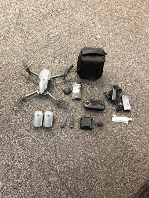 Buy Best DJI Mavic Pro 4K Drone with Lots of Extras M1P *MINT!* *FREE SHIPPING!*